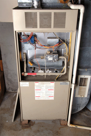Gas furnace replacement in newport news norfolk virginia for Types of house heating