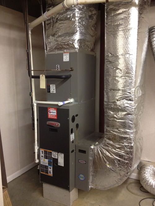 Gas Heating Systems in Newport News, Norfolk, Virginia Beach ...